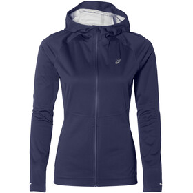 asics Accelerate Jacket Women Indigo Blue